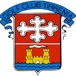 logo GOLF  CLUB TIRRENIA